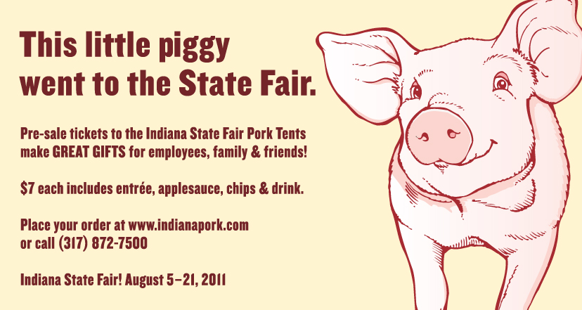 Carroll County Agriculture Association » Indiana State Fair