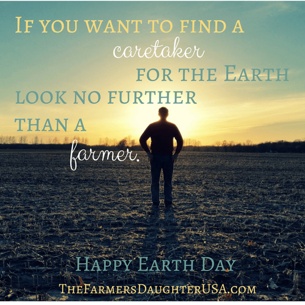 Earth Day Thank A Farmer