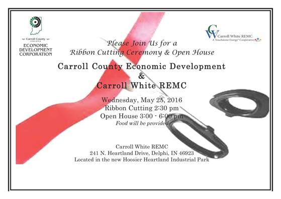 CWREMC Ribbon Cutting